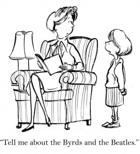 Byrds and Beatles